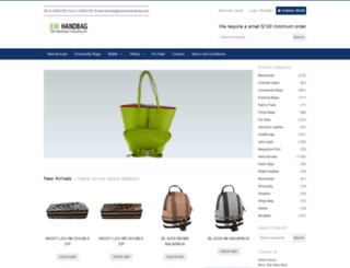 empirehandbag.com screenshot