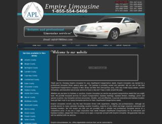 empirelimo.net screenshot