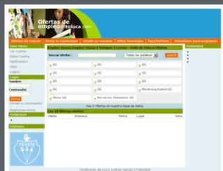 empleoentoluca.com screenshot