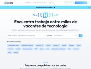 empleosti.com.mx screenshot