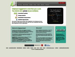 employeeopinionsurvey.com screenshot