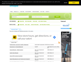employethiopia.com screenshot