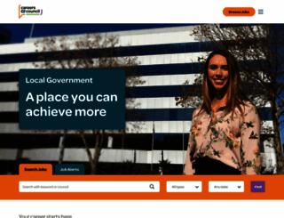 employment.com.au screenshot