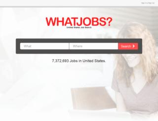 employmentstimulus.org screenshot