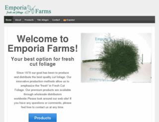 emporiafarms.com screenshot