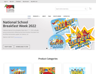emporium.schoolnutrition.org screenshot