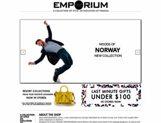 emporiumdna.com screenshot