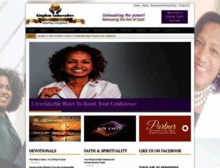 empowermentmomentsblog.com screenshot