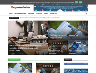 empreendedor.com screenshot