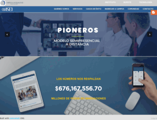empresainteligente.com screenshot