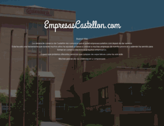 empresascastellon.com screenshot