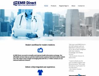 emrdirect.com screenshot