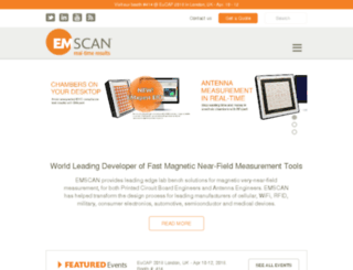 emscan.com screenshot