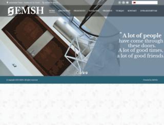 emsh.al screenshot