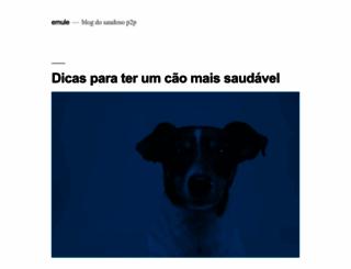 emule.com.br screenshot