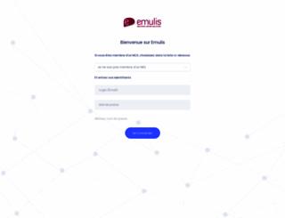 emulis.net screenshot