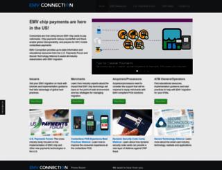 emv-connection.com screenshot