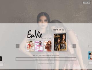 en-vie-fashion.com screenshot