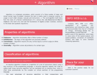 en.algoritmy.net screenshot