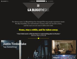 en.blogotheque.net screenshot