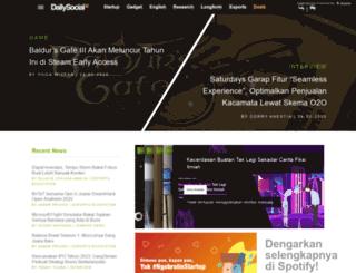 en.dailysocial.net screenshot