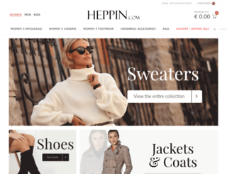 en.heppin.com screenshot