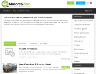 en.mallorca-zero.com screenshot