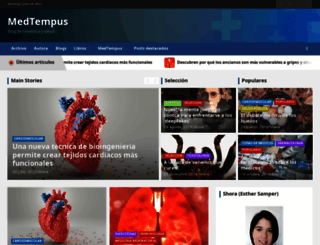 en.medtempus.com screenshot