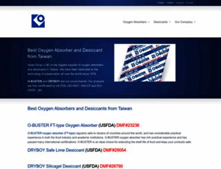 en.o-buster.com screenshot