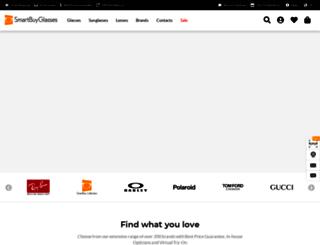 en.smartbuyglasses.com.hk screenshot