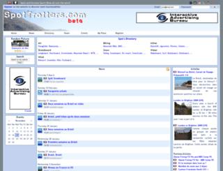 en.spottrotters.com screenshot