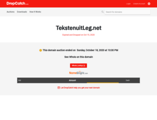 en.tekstenuitleg.net screenshot