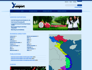 en.vietnamexport.com screenshot