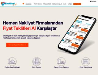 enakliyat.com.tr screenshot