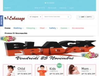 enbasage.com screenshot