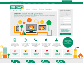 enbelway.com screenshot