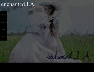 enchanted.la screenshot