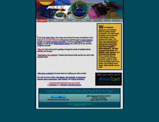enchantedwebsites.com screenshot