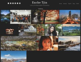 enchetjin.com screenshot