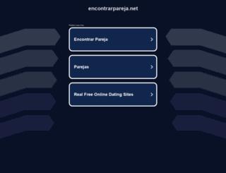 encontrarpareja.net screenshot