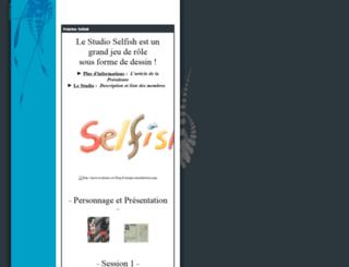 encre-et-plume.cowblog.fr screenshot