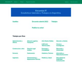 encuestasit.com screenshot