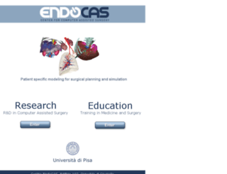 endocas.org screenshot