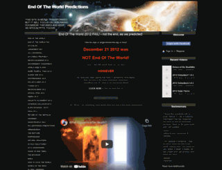 endoftheworld2012.net screenshot