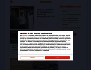 endurance-info.com screenshot