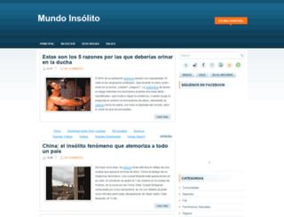 enelmundoinsolito.blogspot.com screenshot