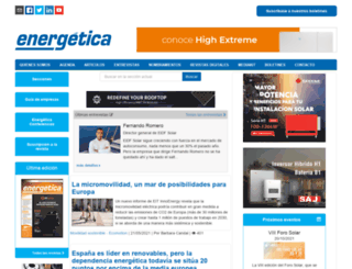 energetica21.com screenshot