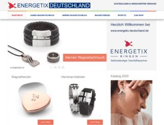 energetix-deutschland.de screenshot