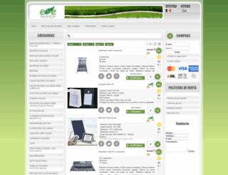 energiaverde.com.mx screenshot