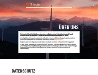 energie-rechner.info screenshot